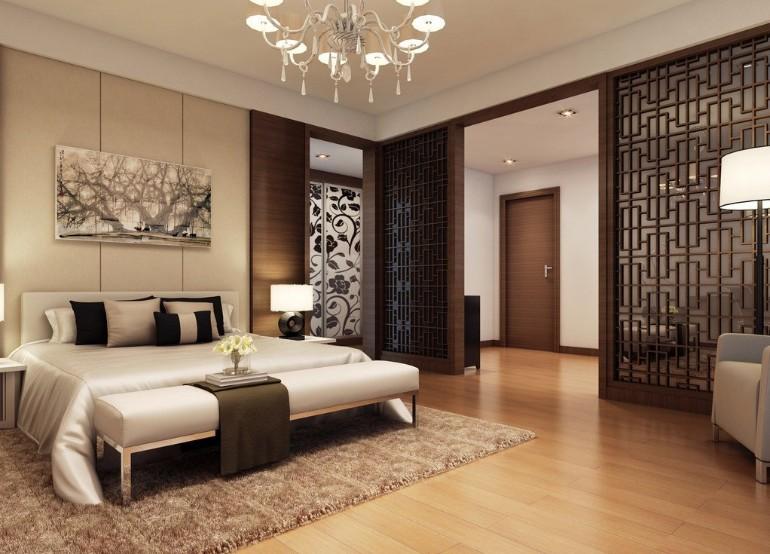 Delightful Master Bedrooms with Hardwood Floors – Master Bedroom Ideas