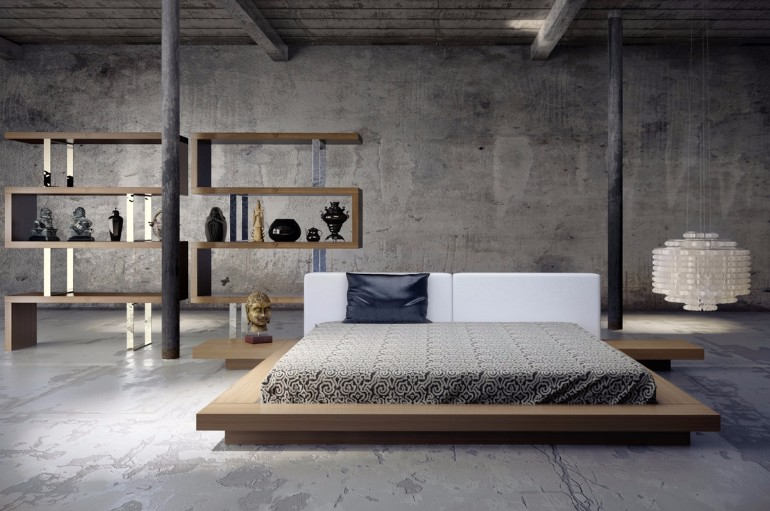 Minimal bedroom Get inspired by Minimal Bedroom Designs minimalist bedroom design ideas with concrete color schemes