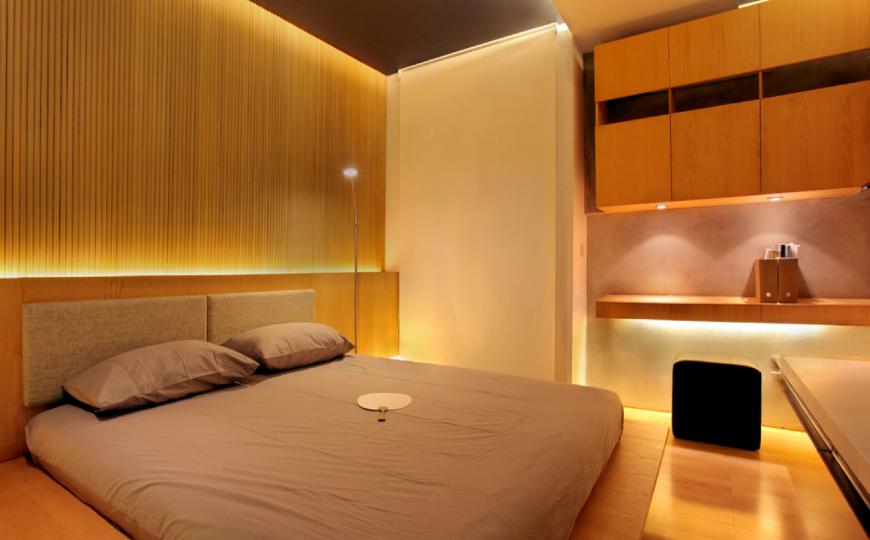 10 Sleek And Modern Master Bedroom Designs