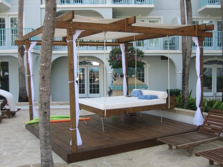 bedroom inspiration Outdoor Bedroom Inspirations for The Most Rewarding Naps outdoor bed master bedroom design outdoor living