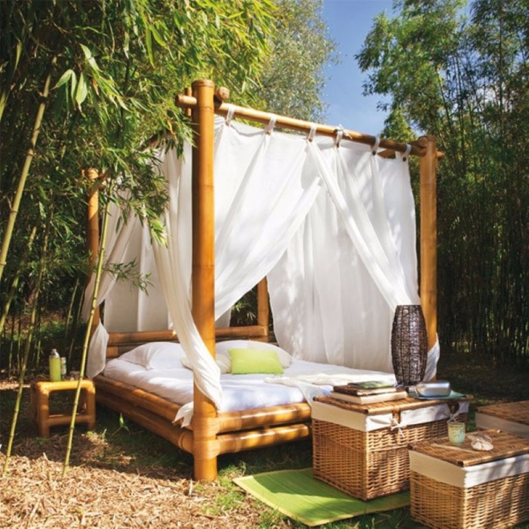bedroom inspiration Outdoor Bedroom Inspirations for The Most Rewarding Naps porch adorable outdoor best rated air mattress idea with prange color throughout engaging best paint color for a basement decoration ideas