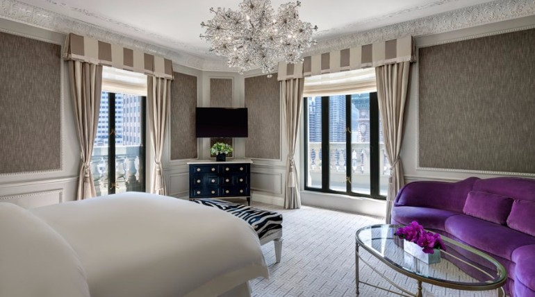 luxury hotel room 10 Sumptuous Luxury Hotel Room Designs Presidential Suite in the St Regis New York luxurious hotel room luxury hotel room modern bedroom inspiration master bedroom design