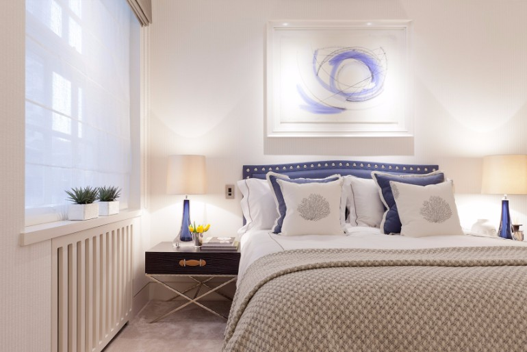 bedroom design Bedroom Designs by Top Interior Designers: TAYLOR HOWES Taylor Howes Mayfair Mews modern bedroom design ideas interior design master bedroom decor modern bedrooms master bedroom ideas luxury design interior decor white and na