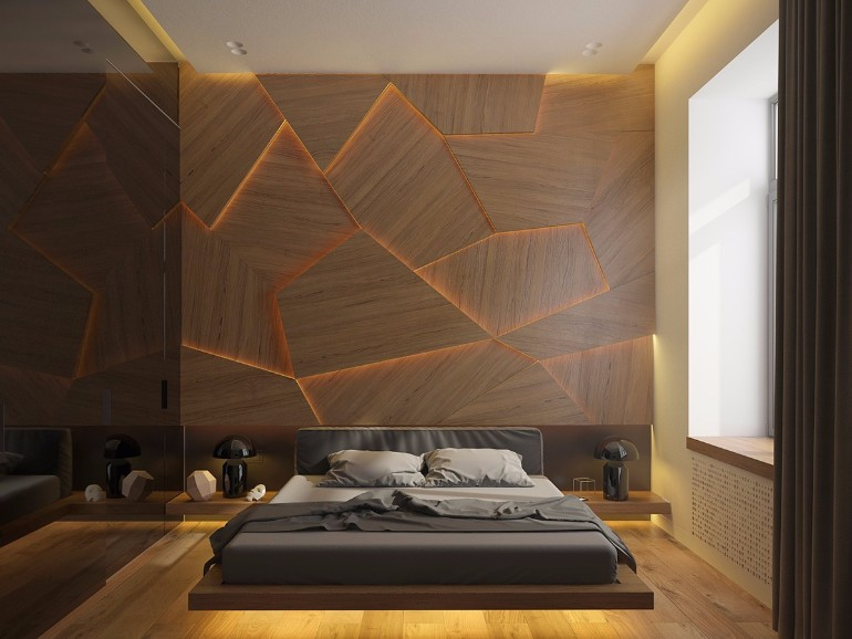 Master Bedroom Master Bedroom Master Bedrooms With Striking Wood Panel Designs  Bedroom Inspiration Design Ideas With. Gorgeous Contemporary ...