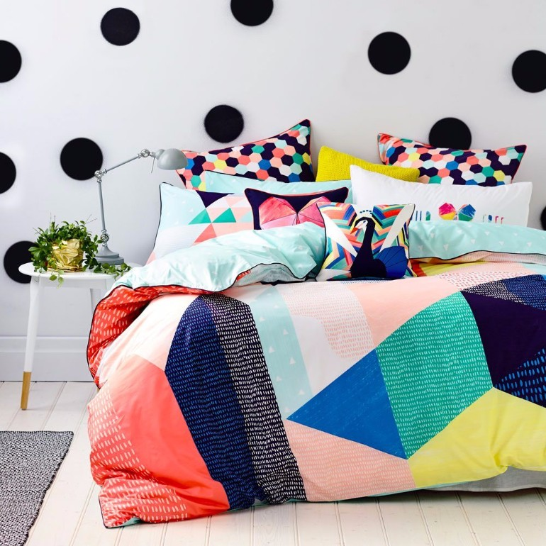 color palette bedroom