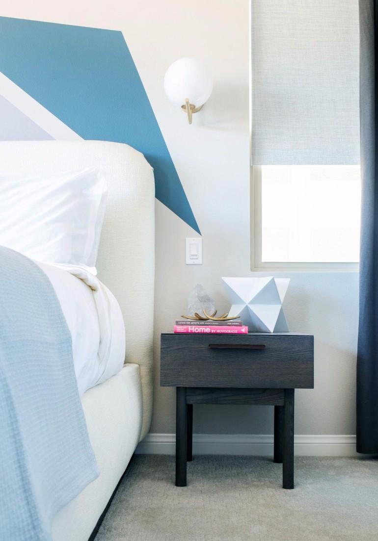 master bedroom Design Project: Modern Master Bedroom by Orlando Soria contemporary bedroom wooden modern nightstand orlando soria bedroom design master bedroom ideas bedroom inspiration