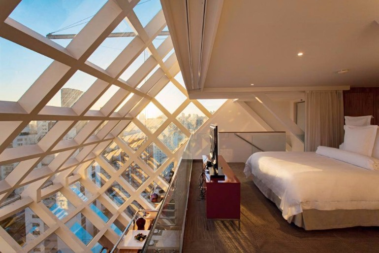 dream bedroom Dream bedrooms from all around the world Pt I cubo suite emiliano modern master bedroom ideas beautiufl view futuristic bedroom future contemporary