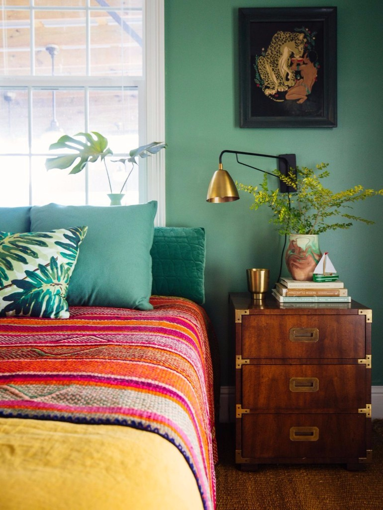 26+ Tropical Bedroom Decor
