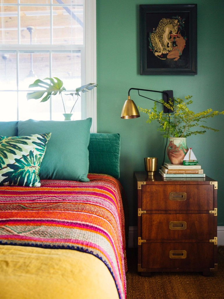 vivid color palettes for your bedroom master bedroom ideas