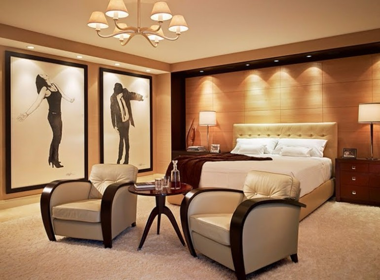 bedroom design Art Deco 9 Marvelous Master Bedrooms in Art Deco Style  wooden art deco bedroom