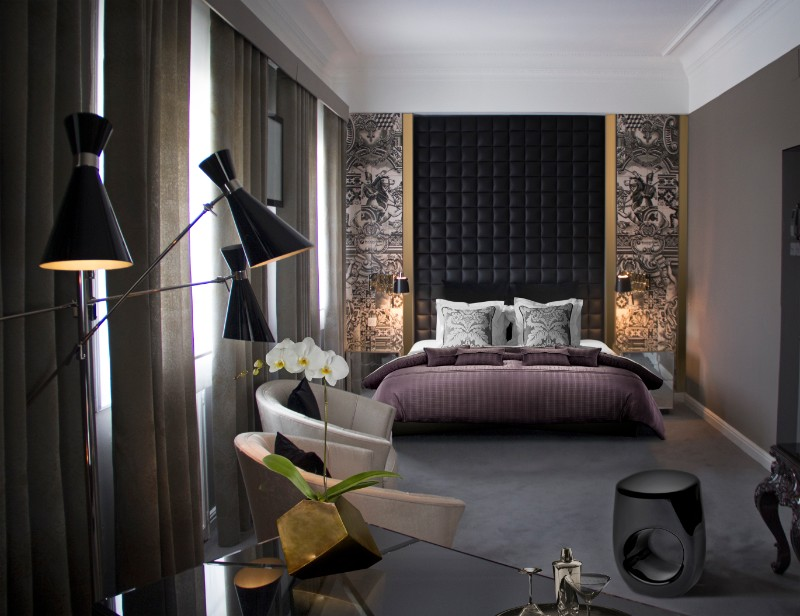 fantastic furniture 10 Fantastic Furniture Pieces for your Master Bedroom Boca do Lobo Erosion Stool Luxury Hotel Room Infante Sagres