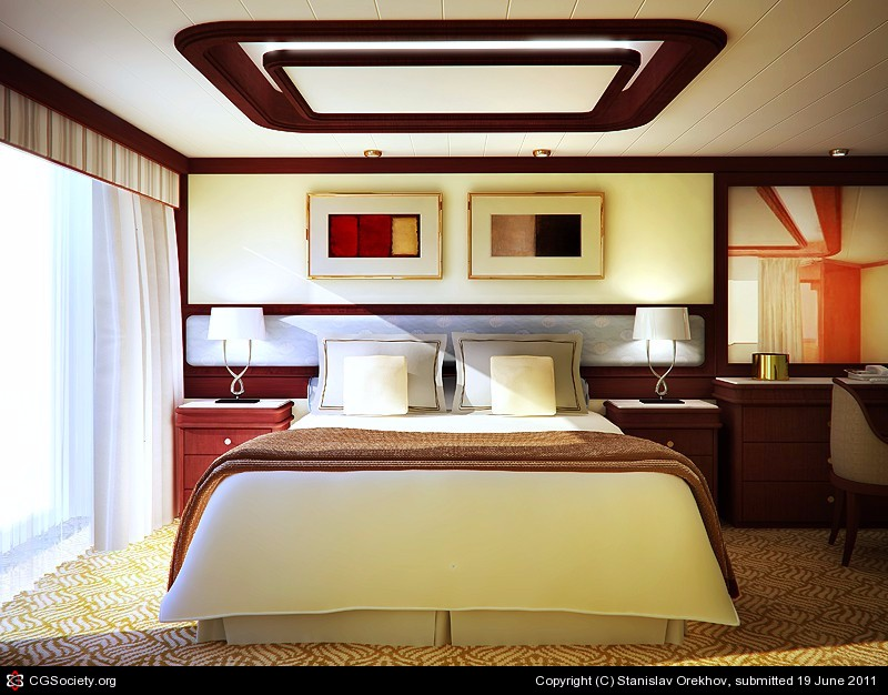 bedroom design Bedroom Designs by Top Interior Designers: Stanislav Orekhov Contemporary Dream bedroom By Stanislav Orekhov