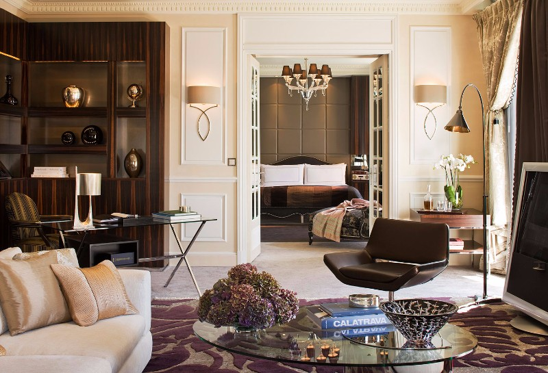 bedroom design Bedroom Designs by Top Interior Designers: Pierre-Yves Rochon Four Seasons Hotel Des Bergues Pierre Yves Rochon opulent luxury master bedroom ideas interior design