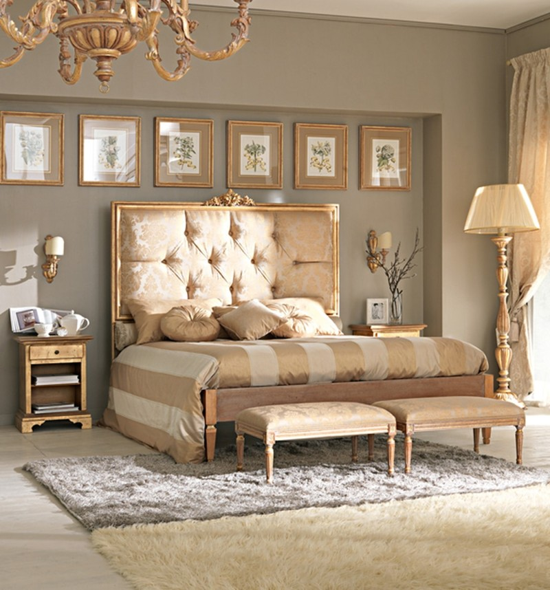 dream bedroom Luxury Dream Bedrooms by Juliettes Interiors Luxury Dream Bedroom inspiration ideas Juliettes Interiors Golden design chandelier cream tones