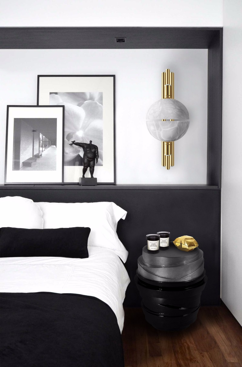 amazing bedroom 15 Amazing Bedroom Designs for Men Modern men bedroom inspiration ideas dream black nightstand amazing bedroom interior design