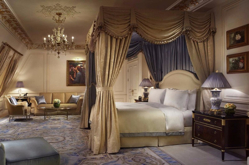 bedroom design Bedroom Designs by Top Interior Designers: Pierre-Yves Rochon Ritz carlton bedroom suite pierre yves rochon master bedroom inspiration ideas opulent luxury design
