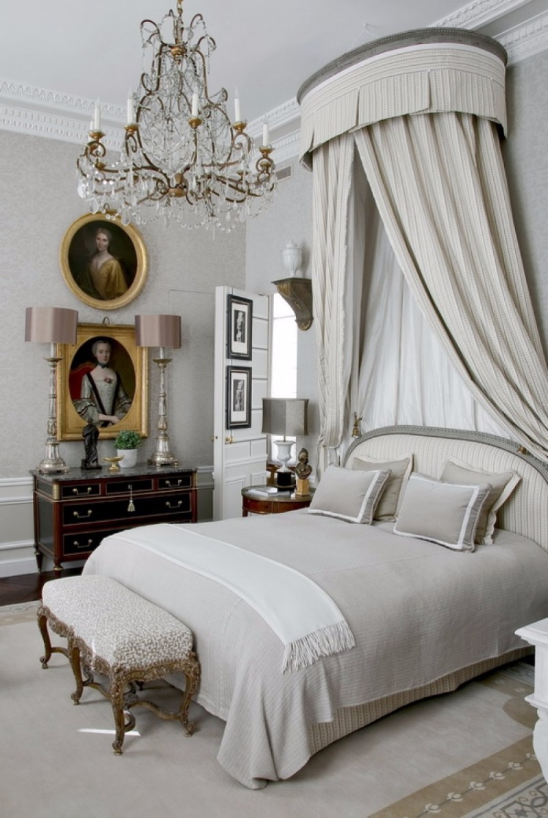 french style 10 French Style Master Bedrooms french style master bedroom inspiration ideas bedroom design modern master bedroom jean luis deniot