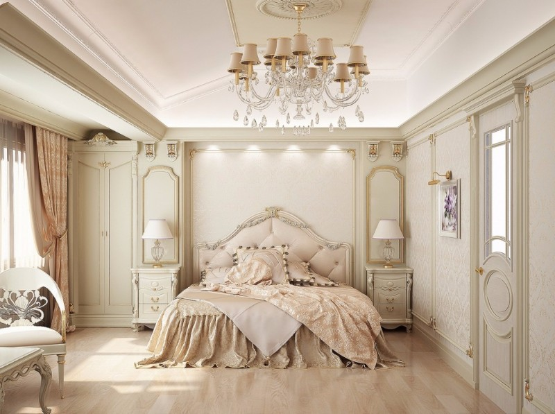 french style 10 French Style Master Bedrooms french style master bedroom inspiration ideas bedroom design modern master bedroom