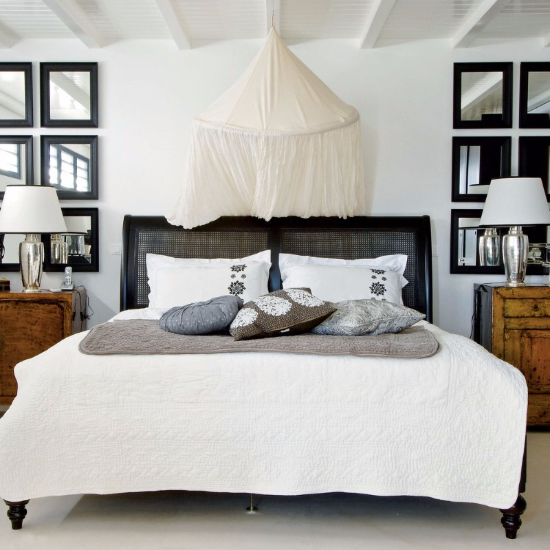 guest bedroom Fresh Summer Inspired Guest Bedrooms gorgeous black white guest bedroom design ideas modern bedroom decor