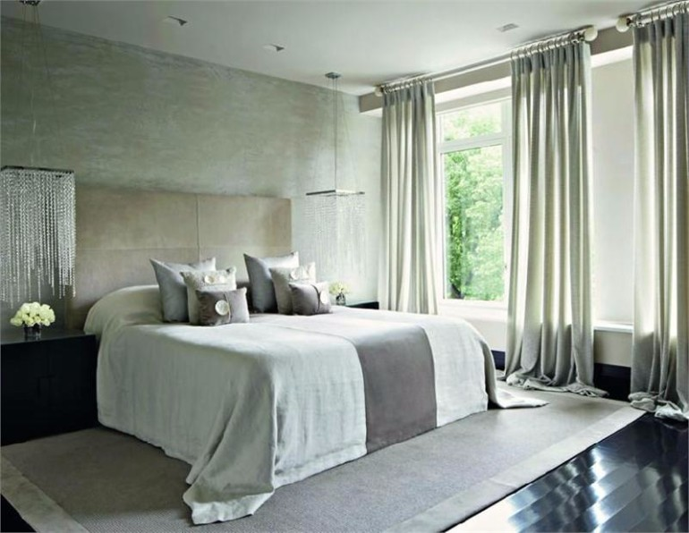 bedroom design Bedroom Designs by Top Interior Designers: Kelly Hoppen grey bedroom design kelly hoppen master bedroom ideas room ideas bedroom inspiration