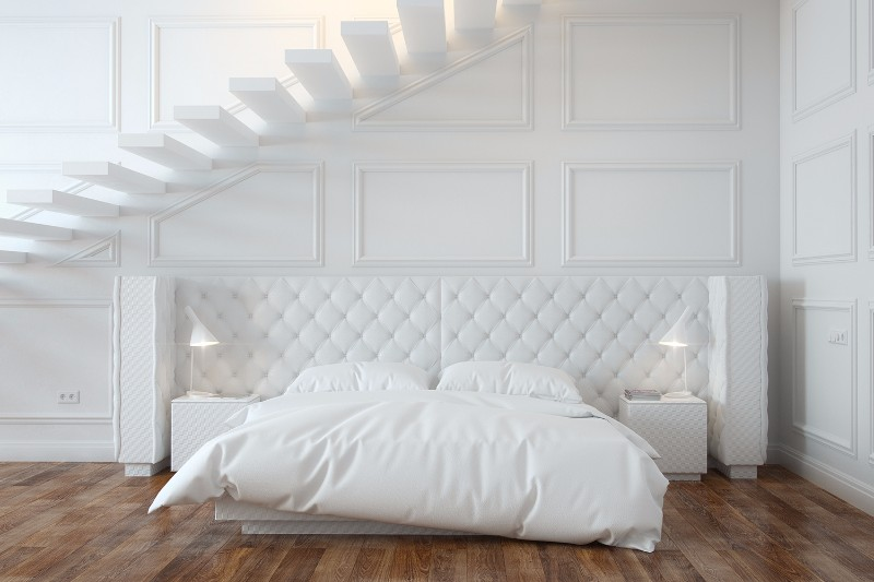 all white bedroom all white bedroom 10 calm and charming all white bedrooms modern all white - White Bedrooms