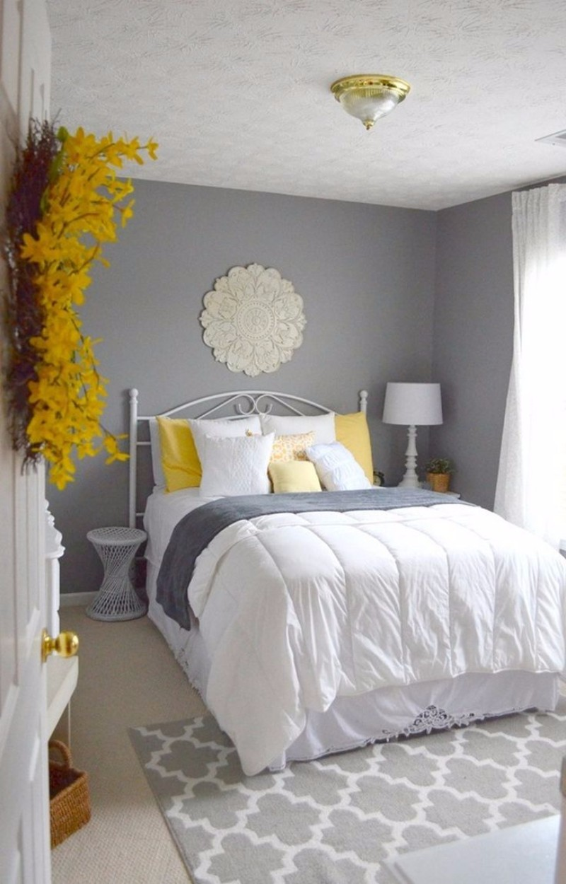 pop design for bedroom Modern Interior Design Styles: Pop Design for Bedroom pop design for bedroom white and yellow bedroom decor
