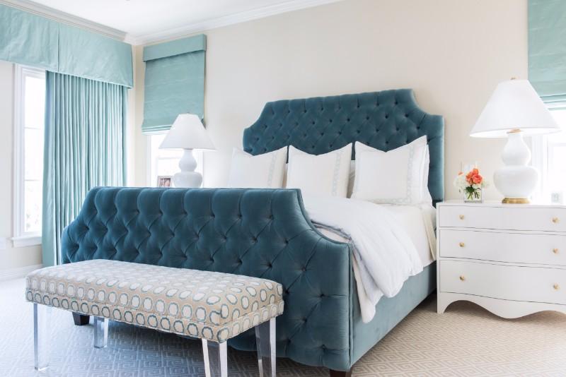 10 Soothing Blue Bedroom Designs Master Bedroom Ideas