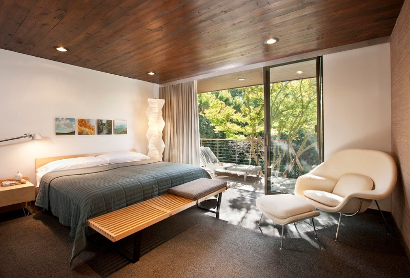 kindesign wonderfully stylish bedrooms century mid modern bedroom