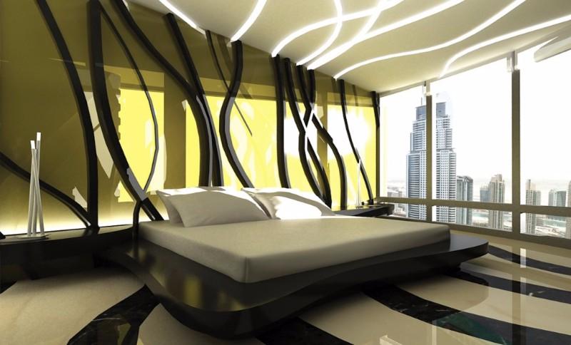 Bedroom design Bedroom Designs by Top Interior Designers: Tihany Design tihany design four seasons dubai ultra modern bedroom decor