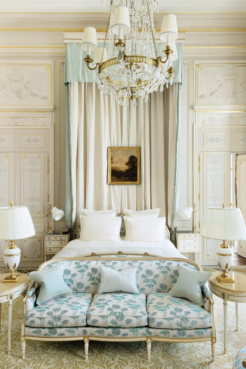 french style 10 French Style Master Bedrooms