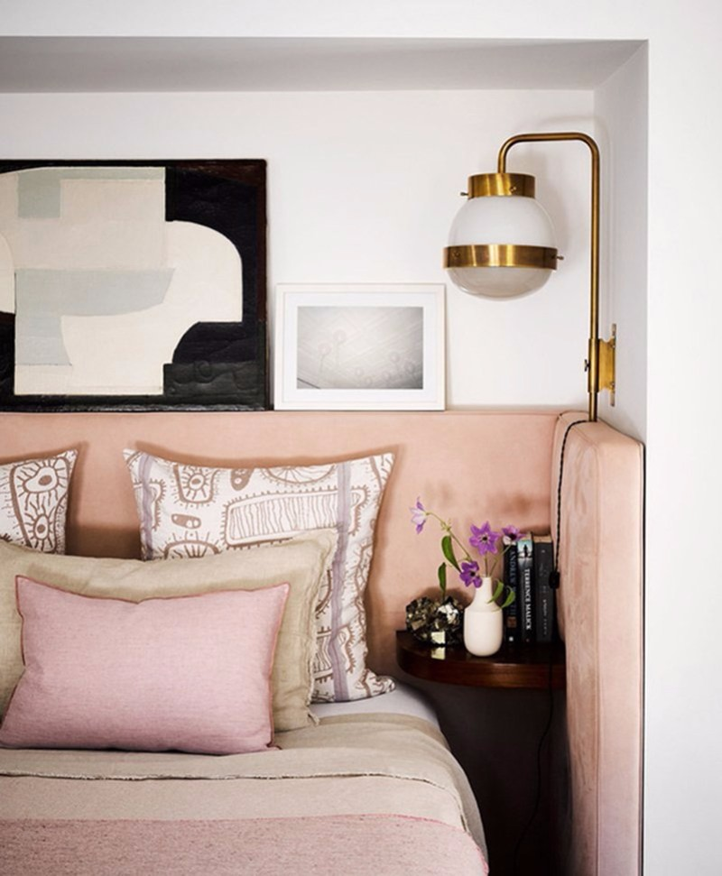 Subtlety And Charm With 10 Pink Bedroom Designs