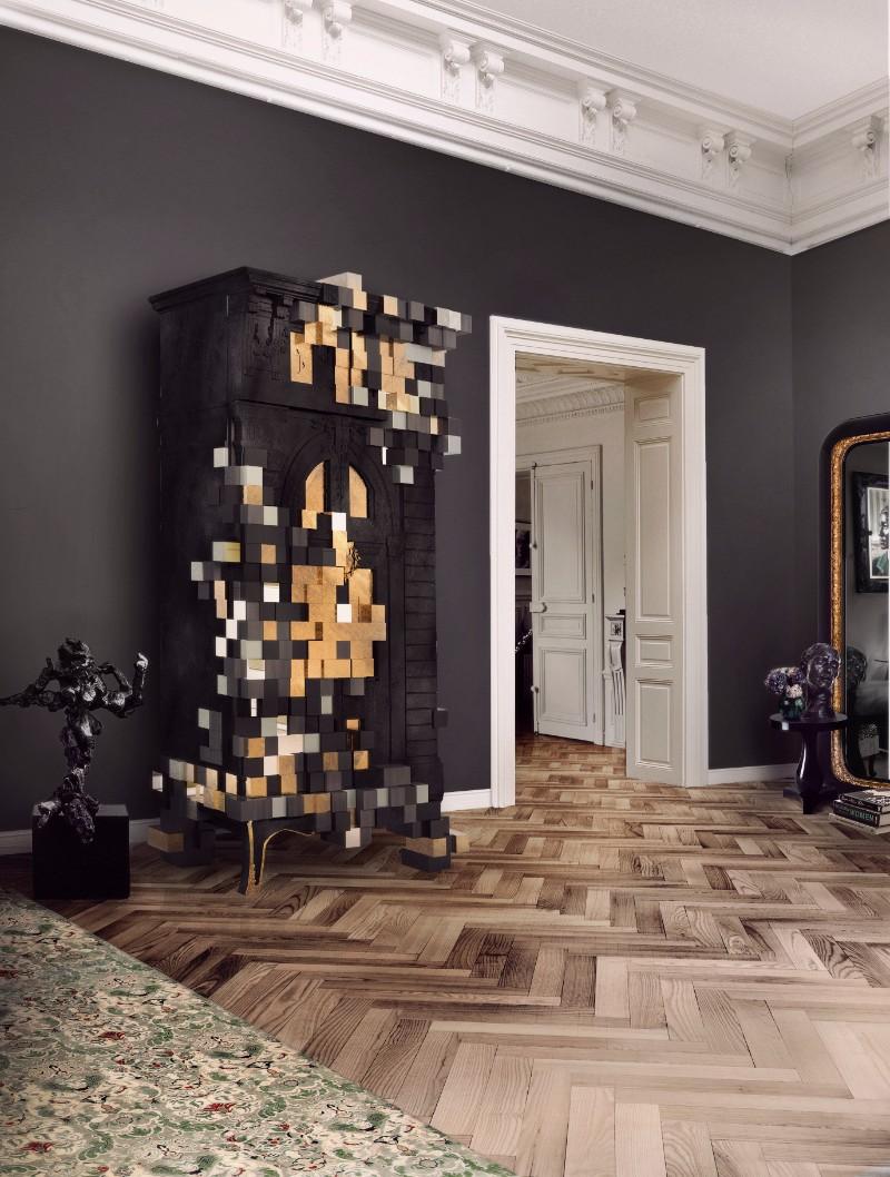bedroom cabinet design Exquisite Master Bedroom Cabinet Designs Boca Do Lobo Exclusive Furniture Picadilly Cabinet Bedroom Design