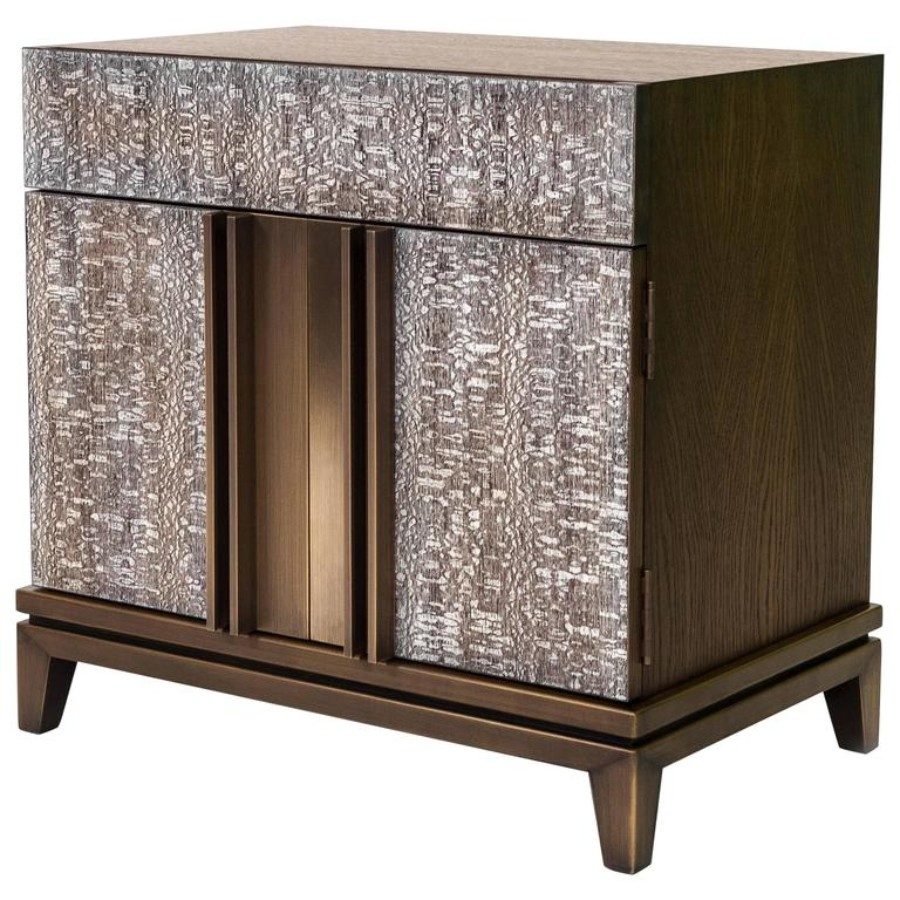 contemporary nightstand 25 Most Expensive Contemporary Nightstands Byethorne Bedside Table 5027    per item