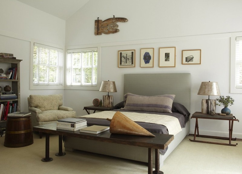 beach style 10 Beach Style Bedrooms with a Grain of Salt East Hampton Bedroom By Huniford Design Studio modern master bedrooms in beach style