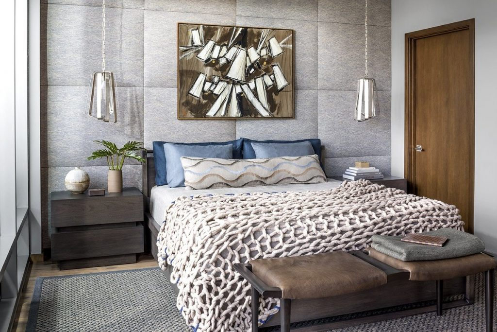 10 Transitional Style Bedrooms by Famous Interior Designers – Master ...