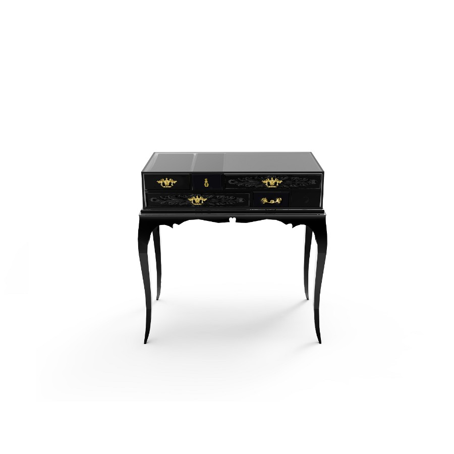 contemporary nightstand 25 Most Expensive Contemporary Nightstands Melrose Nightstand by Boca do Lobo 2560
