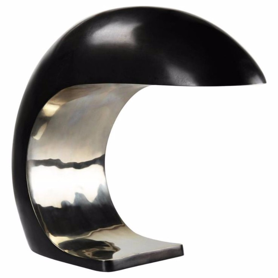 25 most expensive contemporary nightstands master bedroom ideas contemporary nightstand 25 most expensive contemporary nightstands nautilus study table lamp in white bronze by christopher aloadofball Gallery