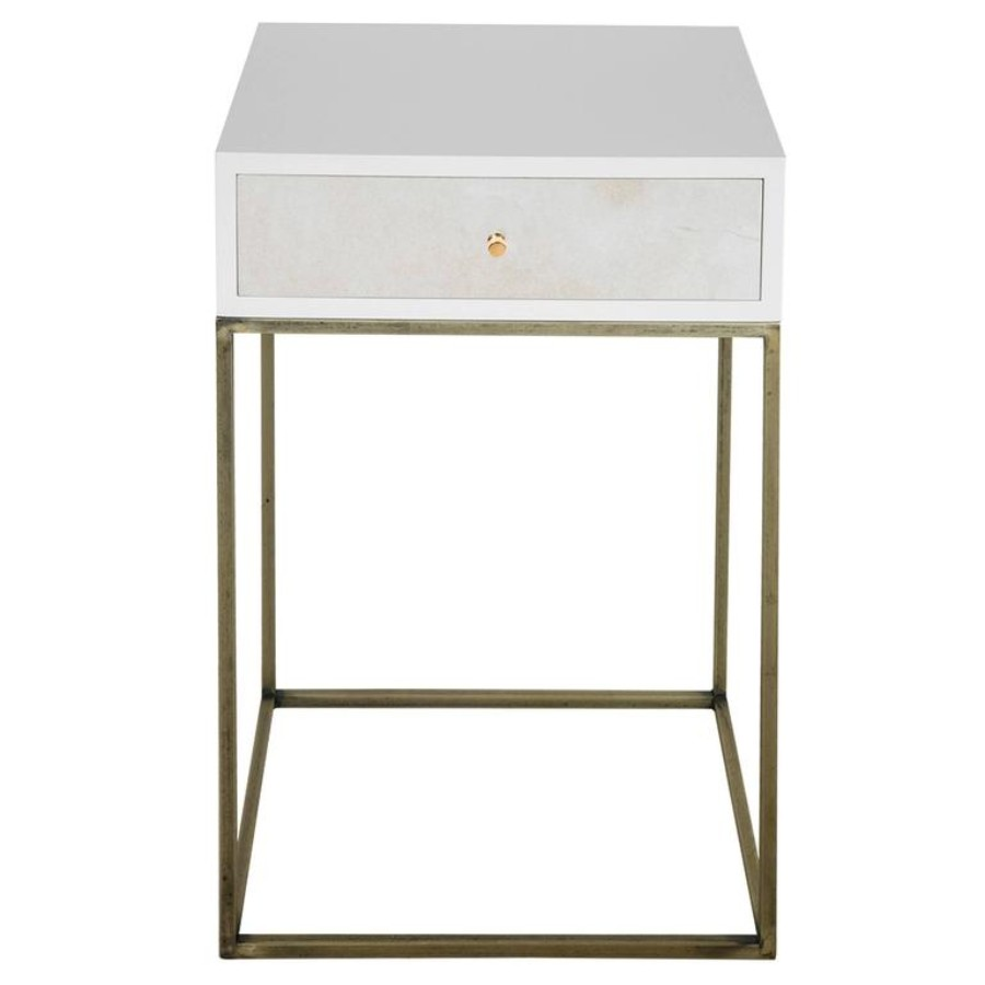 contemporary nightstand 25 Most Expensive Contemporary Nightstands Olivia Bedside Table    3