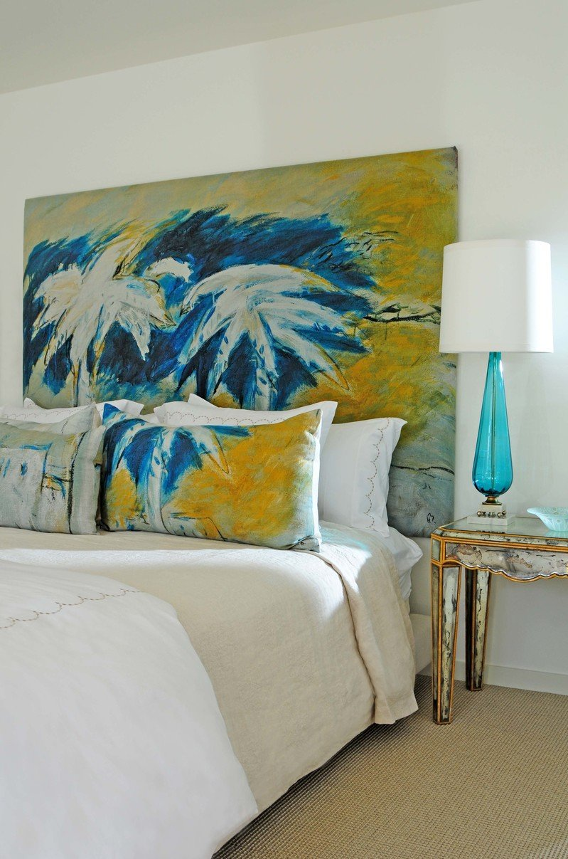 transitional style 10 Transitional Style Bedrooms by Famous Interior Designers emily summers transitional style bedroom design modern master bedroom inspiration ideas yellow tones neutrals