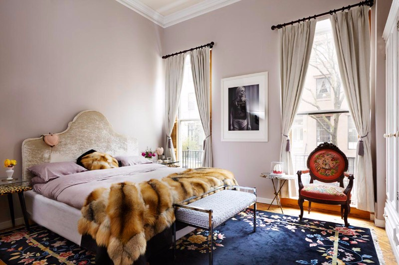 bedroom design Bedroom Designs by Top Interior Designers: Sasha Bikoff gorgeous modern master bedroom design ideas bedroom decor sasha bikoff