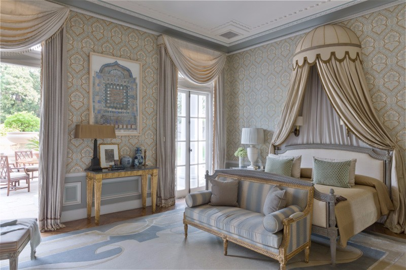 bedroom design Bedroom Designs by Top Interior Designers: Jean-Louis Deniot palatial master bedroom design ideas modern master bedroom