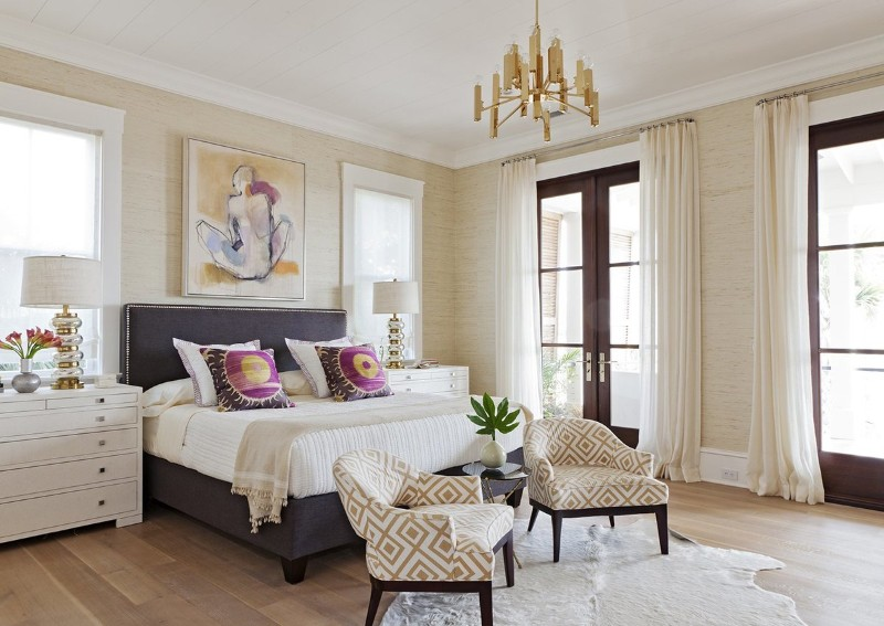 36 Master Bedrooms featured in Top design Magazines master bedroom 36 Master Bedrooms featured in Top design Magazines Angie Hranowsky Bedroom in Coastal Style