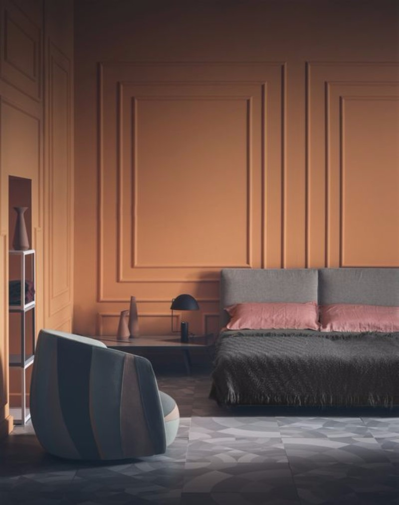 master bedroom 10 Master Bedroom trends for the Upcoming Winter 2017 Artful modern master bedroom design