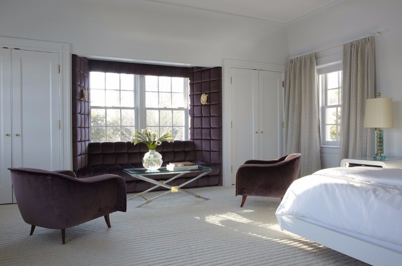 36 Master Bedrooms featured in Top design Magazines master bedroom 36 Master Bedrooms featured in Top design Magazines Greenwich CT Residence Bedroom by Fox Nahem Associates