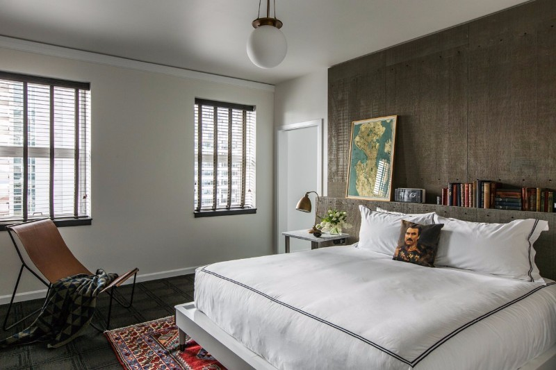 36 Master Bedrooms featured in Top design Magazines master bedroom 36 Master Bedrooms featured in Top design Magazines Guest bedroom at the Palladian by Nicolehollis