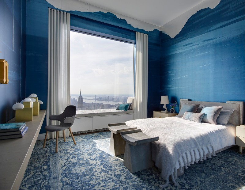 bedroom design bedroom design Bedroom Designs by Top Interior Designers: Kelly Behun charming blue bedroom design by kelly behun master bedroom design ideas