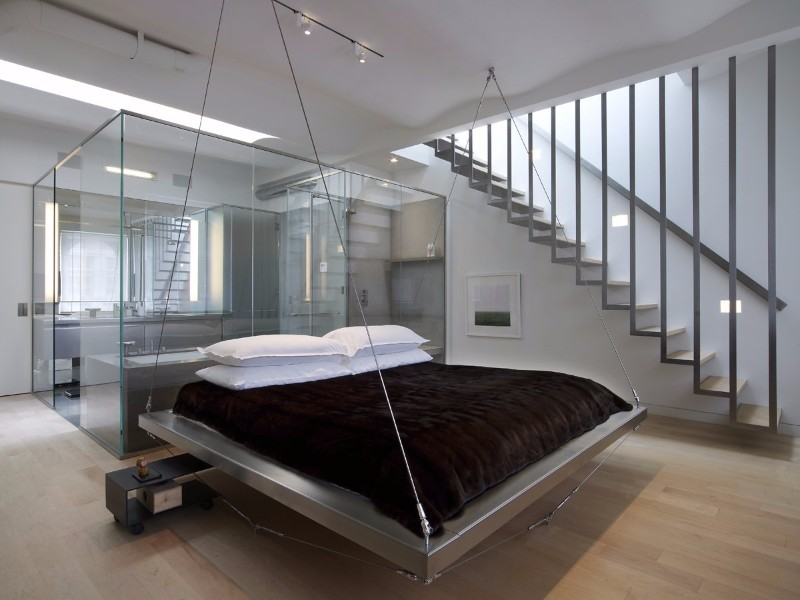 Exquisite Bedroom How To Choose The Perfect Bed For Exquisite Bedrooms  Contemporary Suspension Bed Design Master