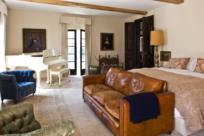 master bedroom design 10 Master Bedroom Design Ideas for Fall 2017 hankock design vintage sofa white piano master bedroom inspiration ideas fall 2017