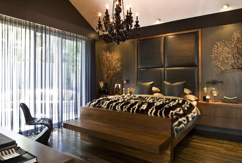 master bedroom design 10 Master Bedroom Design Ideas for Fall 2017 jeff andrews design dark brown tones master bedroom inspiration ideas fall 2017