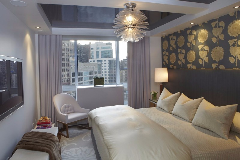 30 Modern Master Bedrooms by Famous Interior Designers master bedroom 30 Modern Master Bedrooms by Famous Interior Designers mid century modern bedroom by Dale Cohen Designstudio